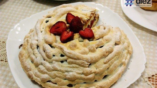 (foto) O competiție a celor mai gustoase deserturi cu mere s-a desfășurat la Chișinău
