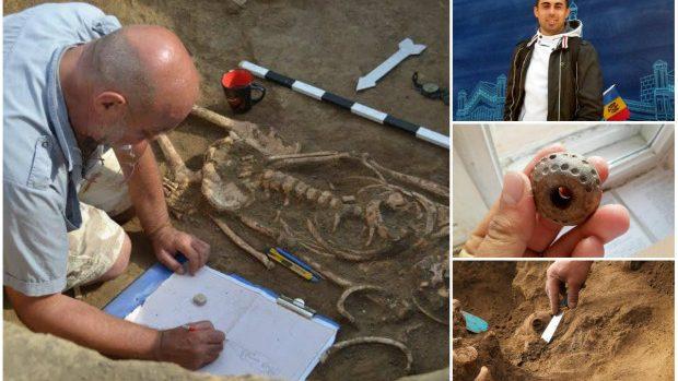 (foto) Vizitați Agenția Națională Arheologică și aflați despre comorile găsite în Moldova