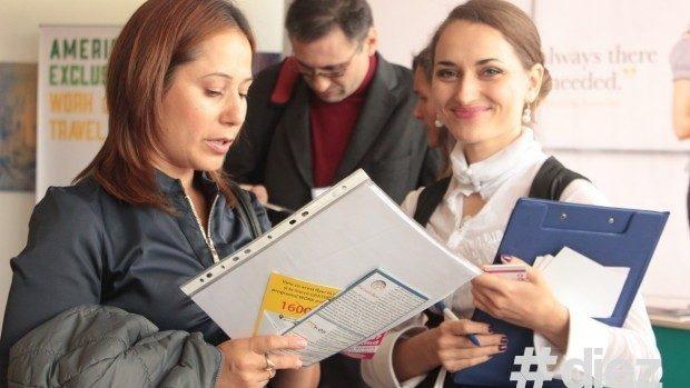 Vino la primul Forum european al angajatorilor și alege să-ți dezvolți cariera într-o companie europeană din țară