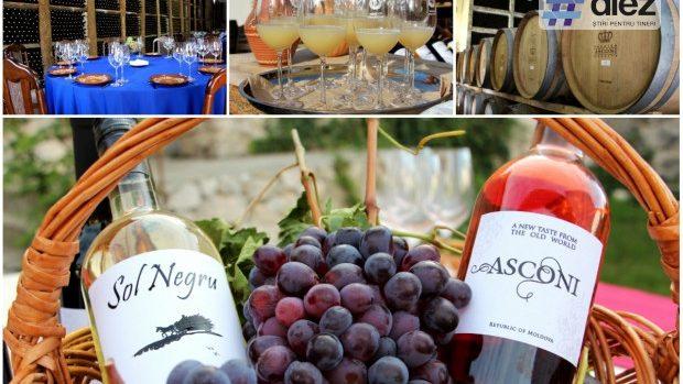 (foto) Cum s-a desfășurat Ziua Vinului la cea mai bună companie vitivinicolă din Moldova – Asconi Winery