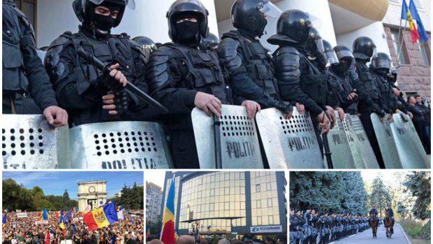 (foto) Retrospectiva protestului de duminică văzut din prisma postărilor pe Facebook