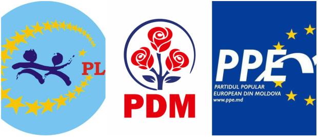Astăzi demarează negocierile pentru formarea unei coaliții de guvernare. PLDM nu participă