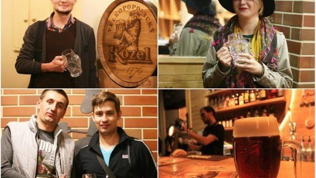 (foto) Tradiția Kozel Řezaný, ajunsă în Moldova – Amatorii de bere caută combinația perfectă