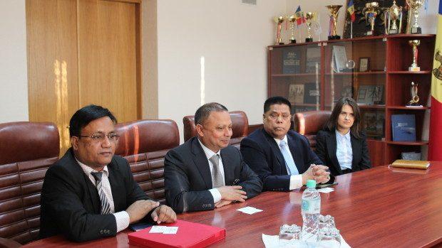 Investitori din Bangladesh, interesați să dezvolte afaceri în Moldova