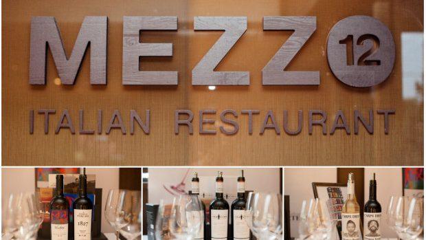 (foto) Sărbătoarea Vinului la restaurantul MEZZO din incinta hotelului Berd's
