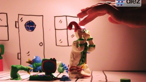 Copiii pot participa la atelierul Minimest din cadrul ediției aniversare Anim'est 2015