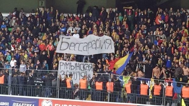 (video) Cântecele împotriva lui Putin ar putea duce la sancționarea stadionului Zimbru