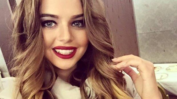 (foto) Anastasia Fotachi, Miss Bikini Moldova, nu a luat niciun loc la Miss International 2015