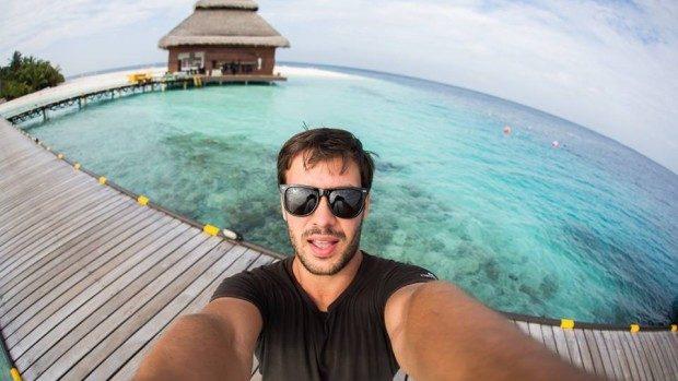(foto) Igor Vrabie, despre experiența sa de fotograf în Maldive și visul de a ajunge în Antarctida