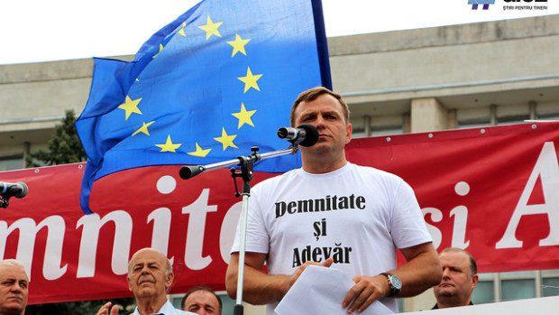 Platforma DA anunță astăzi proteste în toată țara