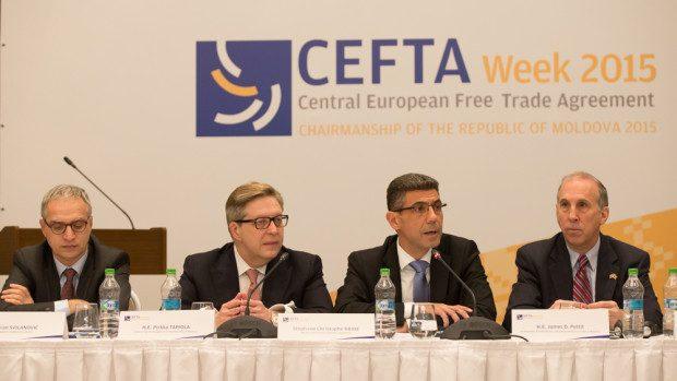 În premieră, la Chișinău, se desfășoară Forumul Acordului de Liber Schimb Central-European