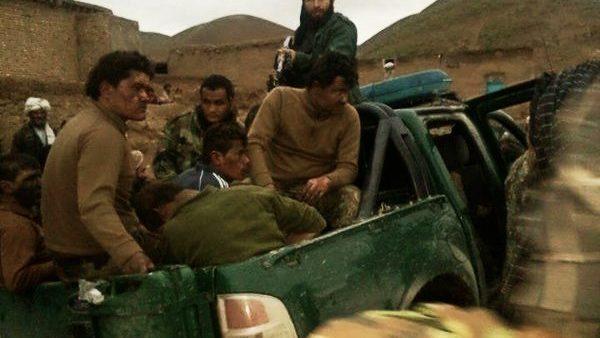 (video) Talibanii au publicat mai multe imagini cu ostaticii afgani și moldoveni din Afganistan