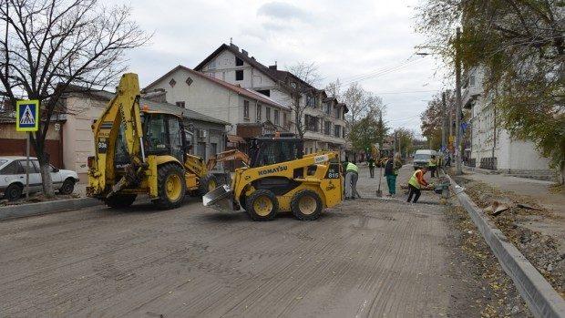 Traficul rutier va fi suspendat pe un alt segment al străzii Vasile Alecsandri