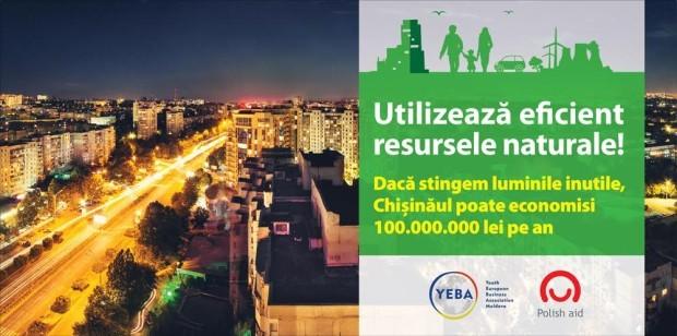 """YEBA: """"Comportamentul responsabil față de resursele naturale ne poate aduce sute de milioane de lei"""""""