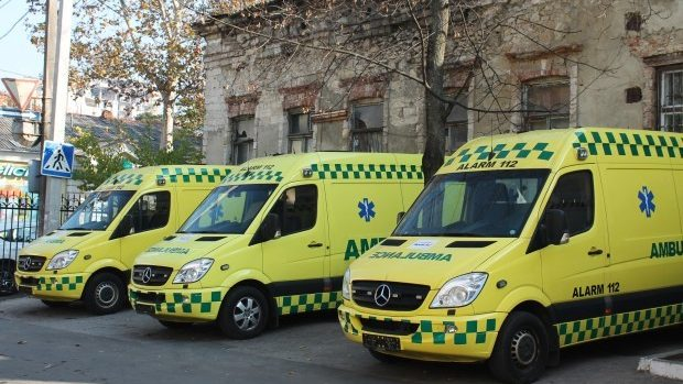 Europa pentru Moldova: Slovacia a donat zece ambulanțe în valoare de 60.000 de euro spitalelor moldovenești