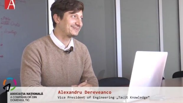 Aleg Cariera IT: Povestea unui tânăr din Chișinău – de la programator la Vice President of Engineering