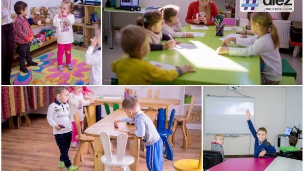 Europa pentru Moldova: Ingenium, centrul în care educația se predă altfel – divers și interesant