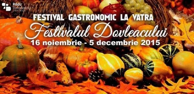 Festivalul Dovleacului 2015: Petreceți-vă ultimele weekend-uri de toamnă la VATRA