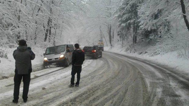 Drumarii sunt pregătiți în proporție de 85% pentru sezonul de iarnă