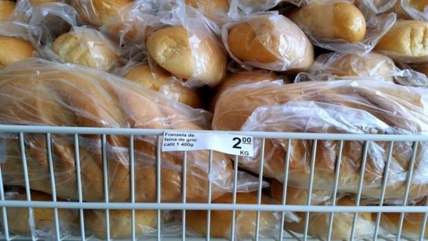 Orheiul anunță că lansează pâine socială datorită măririi bugetului local
