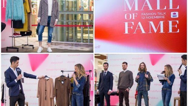 """(foto) Noile tendințe în materie de modă, prezentate în cadrul primei ediții """"Mall of Fame"""""""