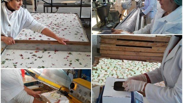 (foto) Europa pentru Moldova: Povestea afacerii cu gust de caramelă și jeleu
