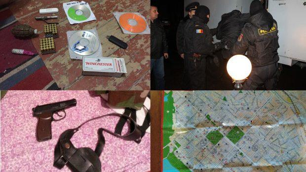 (video) A fost prevenit un atac armat asupra instituțiilor de stat. Ce planuri aveau membrii grupării