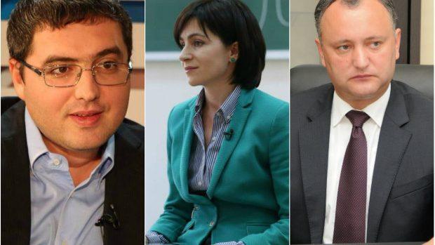 (sondaj) IRI: Top 10 politicieni din Moldova cu cea mai mare încredere din partea populației