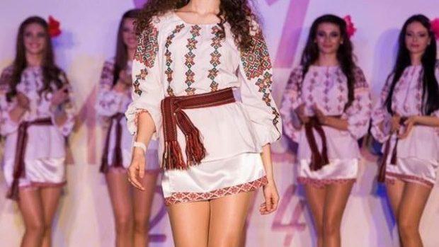 (foto) Miss Universitate 2015: A fost desemnată cea mai frumoasă studentă din Moldova