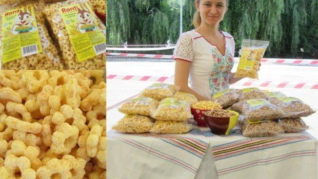 Europa pentru Moldova: O tânără din Florești a inițiat prima afacere cu fulgi de cereale din Moldova