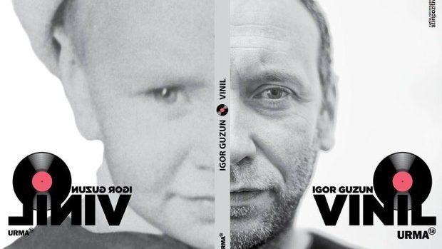 """""""Vinil"""" de Igor Guzun, o carte despre copii, dragoste și Moldova, a fost lansată oficial"""