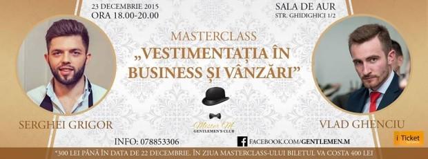 Participă la un training pentru a afla despre importanța îmbrăcămintei în afaceri și vânzări