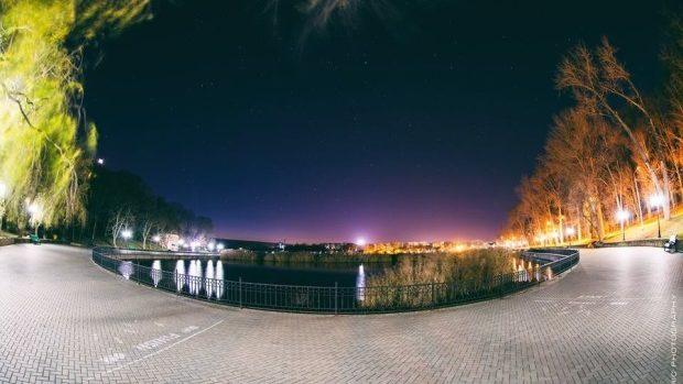 """(foto) Parcul """"La Izvor"""" din Chișinău are o nouă Stație de Salvare. Iată cum arată clădirea"""