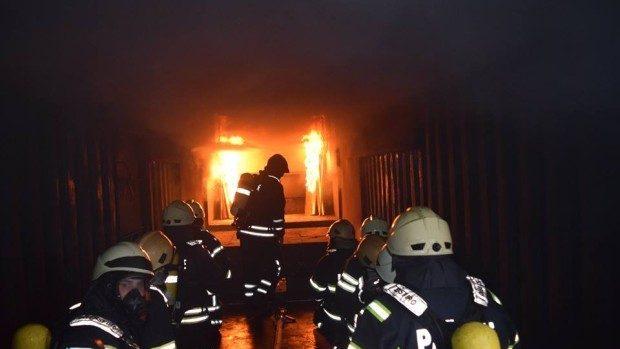 Tragic! Trei persoane și-au pierdut viața într-un incendiu de pe strada Columna