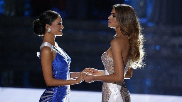 (video) Gafă penibilă la Miss Univers 2015. Din greșeală a fost încoronată o altă concurentă
