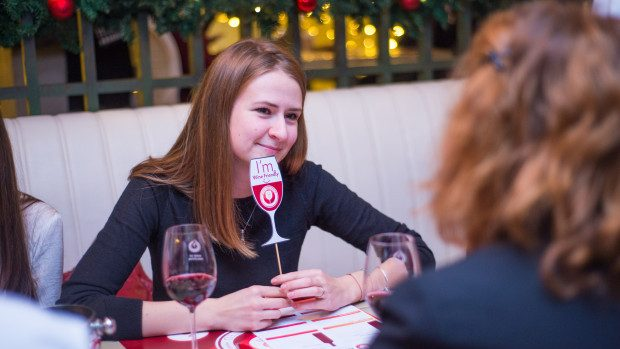 """(foto) O seară specială la masterclassul """"Degustarea vinului pe orizontală la Buffalo Steak House"""""""