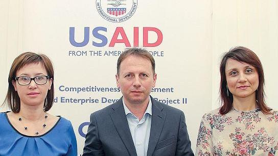 Proiectul USAID este în căutare de patru stagiari voluntari pe un termen de șase luni