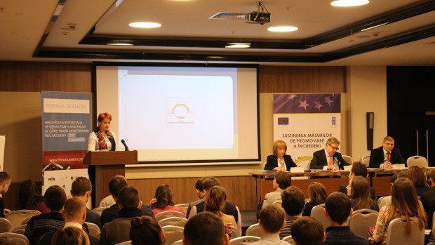 Tinerii antreprenori de pe ambele maluri ale Nistrului s-au întrunit la Chișinău
