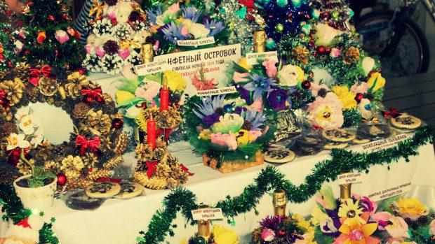 (foto) Cum a fost văzut Crăciunul la cel mai de sărbătoare Yardsale din țară