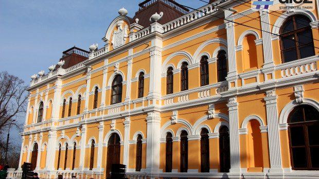 """(foto) Conacul """"Manuc Bey"""" și-a redeschis porțile pentru o zi. Cum arată în interior Palatul Princiar"""