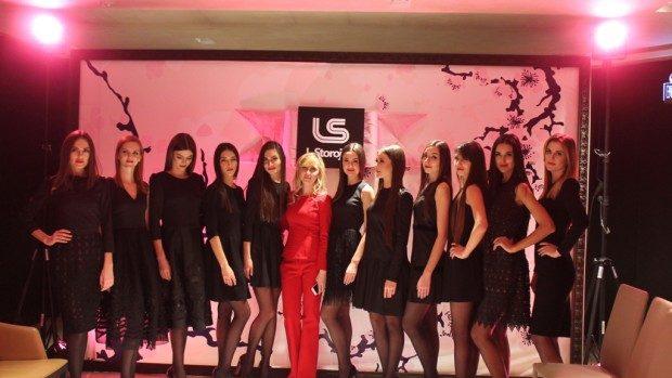 (foto) Liudmila Storojuc și-a arătat lumii noua colecție de haine destinată femeilor de afaceri