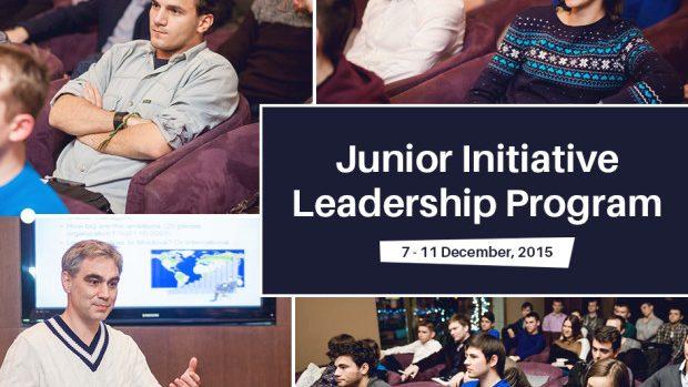 Junior Initiative Leadership Program – proiectul dedicat dezvoltării viitorilor lideri IT