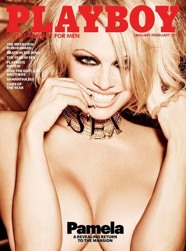 Pamela Anderson PC: mirror.co.uk