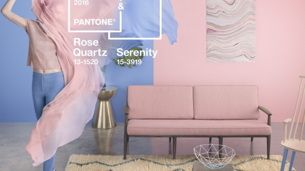 (foto) Institutul Pantone a stabilit culorile anului 2016. Iată care sunt cele două nuanțe