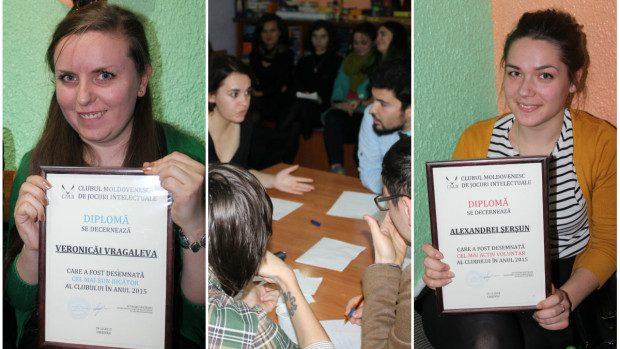 (foto) Comunitatea CUC și-a făcut totalurile: Întrebarea, echipa și jucătorul anului