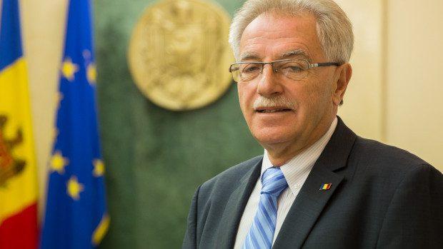 Mesajul de Anului Nou al prim-ministrului interimar Gheorghe Brega