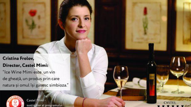 Ice Wine de la Castel Mimi și Milles Feuilles aux Fruits de la restaurantul Pani Pit te vor învălui în plăcere