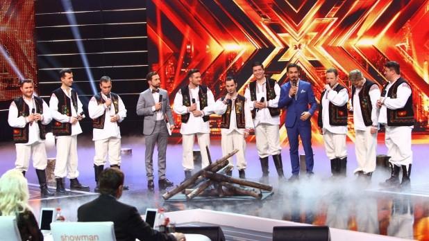 (video) Trupa Bravissimo sau basarabenii cu voci dumnezeiești merg mai departe la X Factor