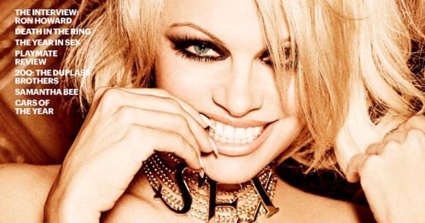 Pamela Anderson va fi ultima femeie care va poza nud pentru revista Playboy