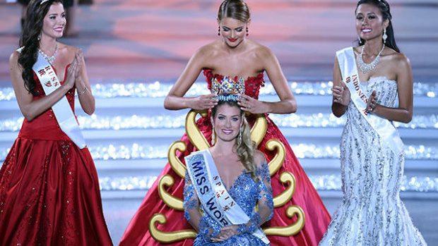 (foto, video) Miss World 2015: A fost desemnată cea mai frumoasă femeie din lume